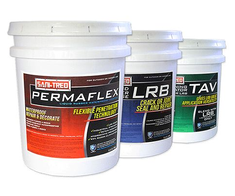 The Permanent Waterproofing Solution Trusted by Over 100,000 Customers for Over 25 Years - Do-It-Yourself Basement Waterproofing Sealer | SANI-TRED