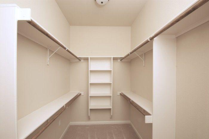 Narrow Walk In Closet Solutions, Deep Narrow Closet Ideas, Ideas for Long Narrow…