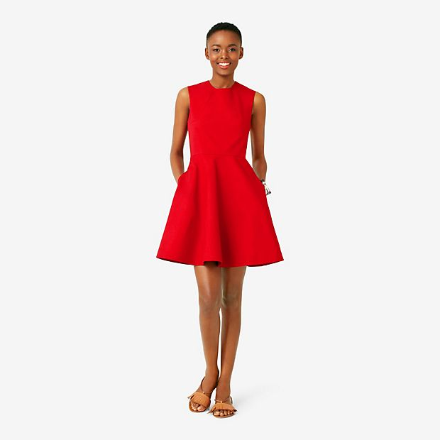kate spade new york Seamed Dress