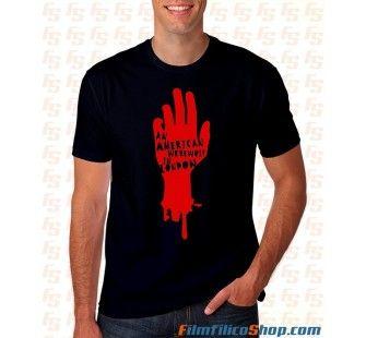 Camiseta Un hombre lobo americano en Londres http://filmfilicoshop.com/es/camisetas-cine/51-camiseta-un-hombre-lobo-americano-en-londres.html