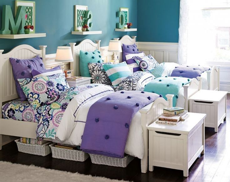 Iron Bed For Girls Room