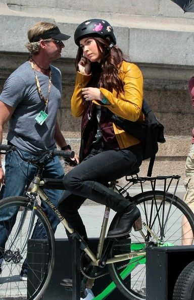 megan fox ninja turtles bike - Google Search