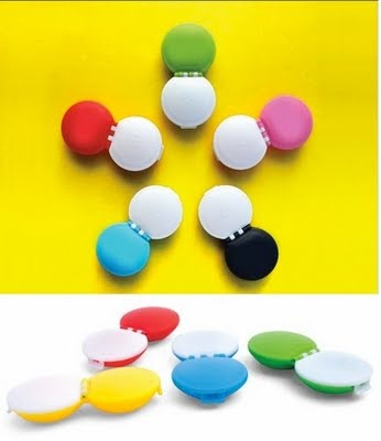 PANTONE® Contact Lens Case | The Container Store