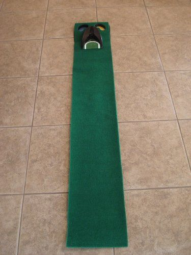 1' X 6' Putting Mat, with Auto Ball Return and Storage Bag by Golf Accesories by Ajillis. $19.99. 1' x 6' Automatic Ball Return Putting Mat. Save 50%!