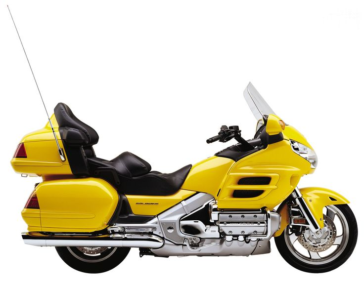2001 Honda GL1800 Gold Wing