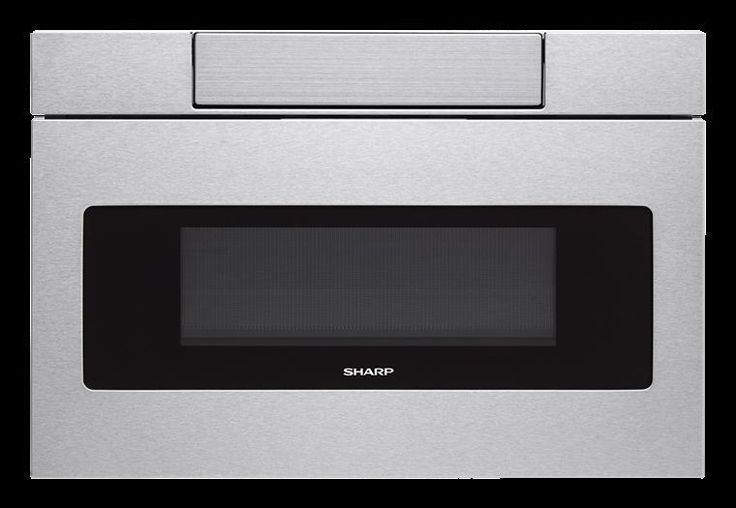 "Sharp SMD3070AS 30"" Microwave Drawer: Stainless Steel"