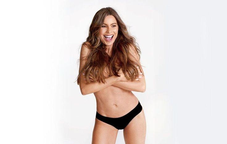 Modern Family's Sofia Vergara poses naked for new Women's Health photoshoot - DigitalSpy.com