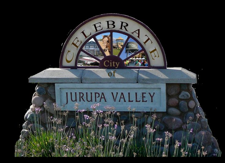 Welcome to Jurupa Valley