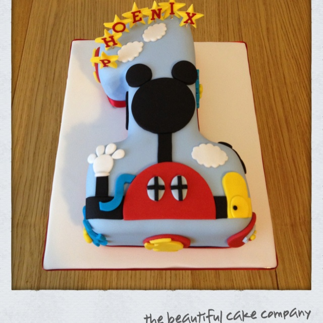 103 best Cakes Mickey Mouse images on Pinterest Mickey cakes