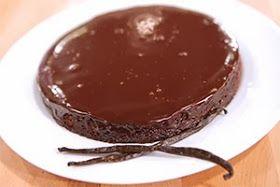 Μαμά πρωτάρα: Σοκολατόπιτα με λάδι (Σεφ στον αέρα) Δοκιμασμένο!
