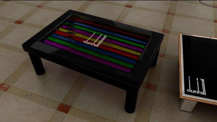 Dunhill table