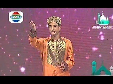 Akademi Sahur Indonesia - Hasan Palembang - AKSI Indosiar 2 Juli 2014