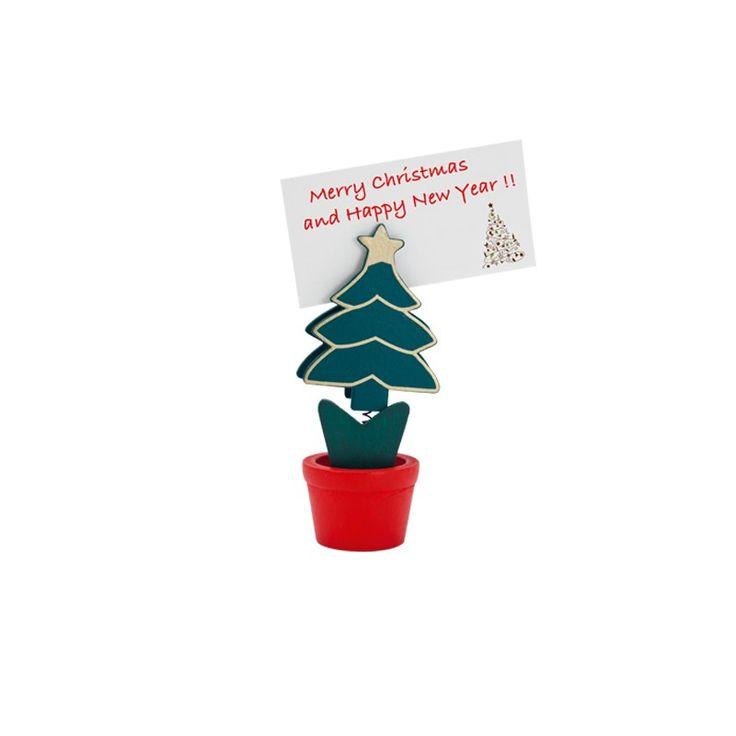 CLIP RYNUS con forma de árbol de navidad Ref. 3952