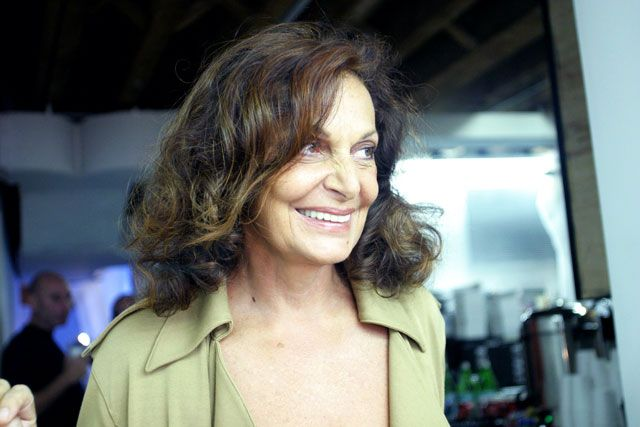 """Life Advice From The Wisest Woman In Fashion #refinery29  http://www.refinery29.com/2014/12/80190/diane-von-furstenberg-quotes#slide8  On staying fit: """"It's simple: You have to just be healthy — eat and drink healthily, take as few medications as possible, and do yoga and hike. Oh, and smile — always smile."""""""