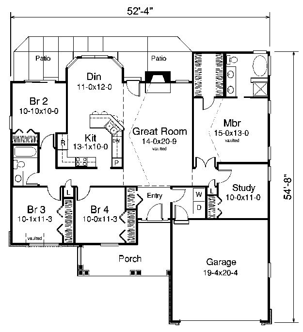365 best house plans images on pinterest home design for Floor plan search engine