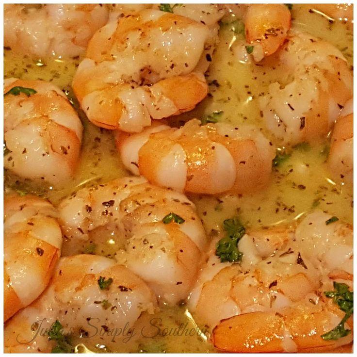 Shrimp Scampi – Julias Simply Southern