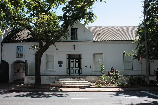 Dorp Street heritage property, Stellenbosch by Kleinz1, via Flickr