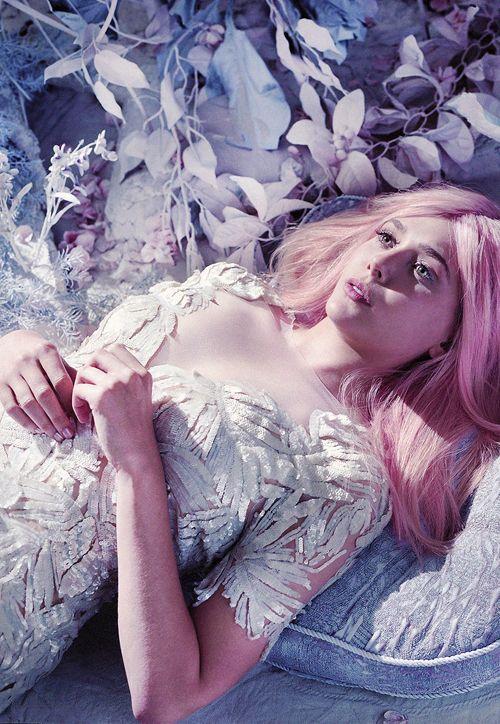 Elizabeth Olsen | Bullett Magazine, 2012