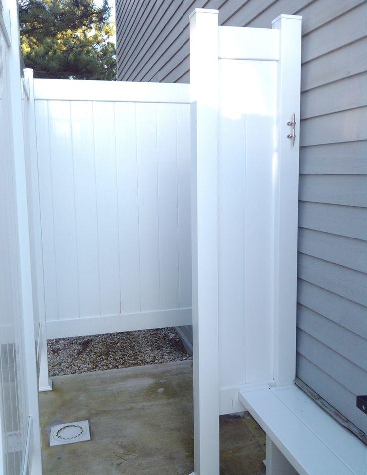 17 best ideas about outdoor shower enclosure on pinterest outdoor shower inspiration portable. Black Bedroom Furniture Sets. Home Design Ideas