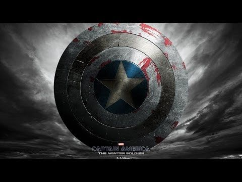 Winter Soldier Movie Poster Photoshop Tutorial - YouTube