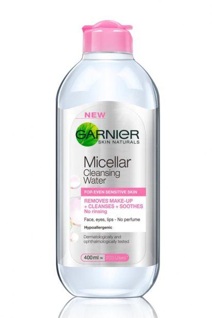 GARNIER Micellar Water Sensitive skin Review | The Little Lifestyle Blog