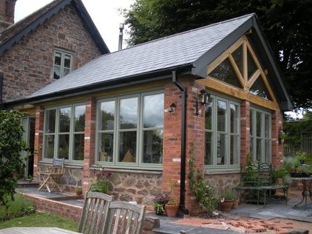 Country house extension