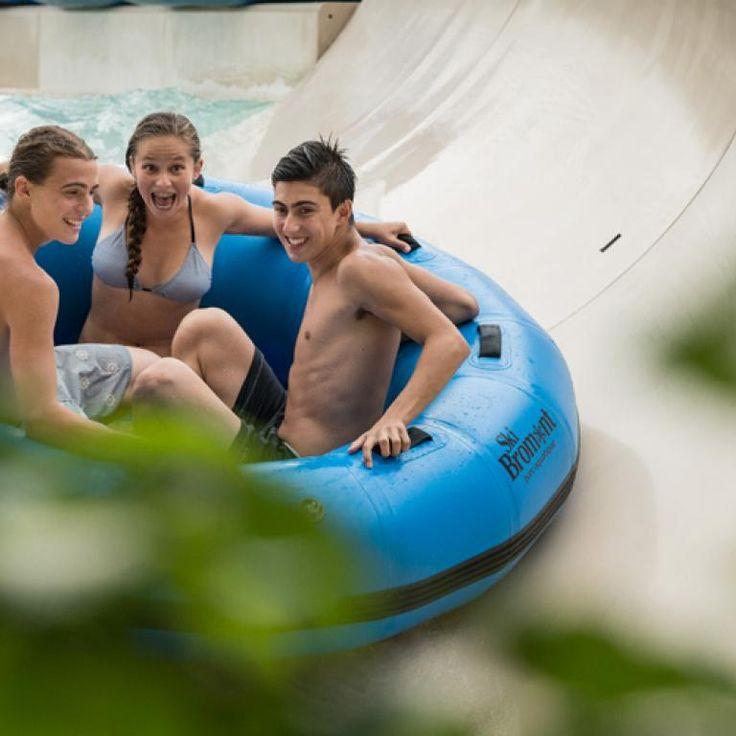 Bromont - parc aquatique