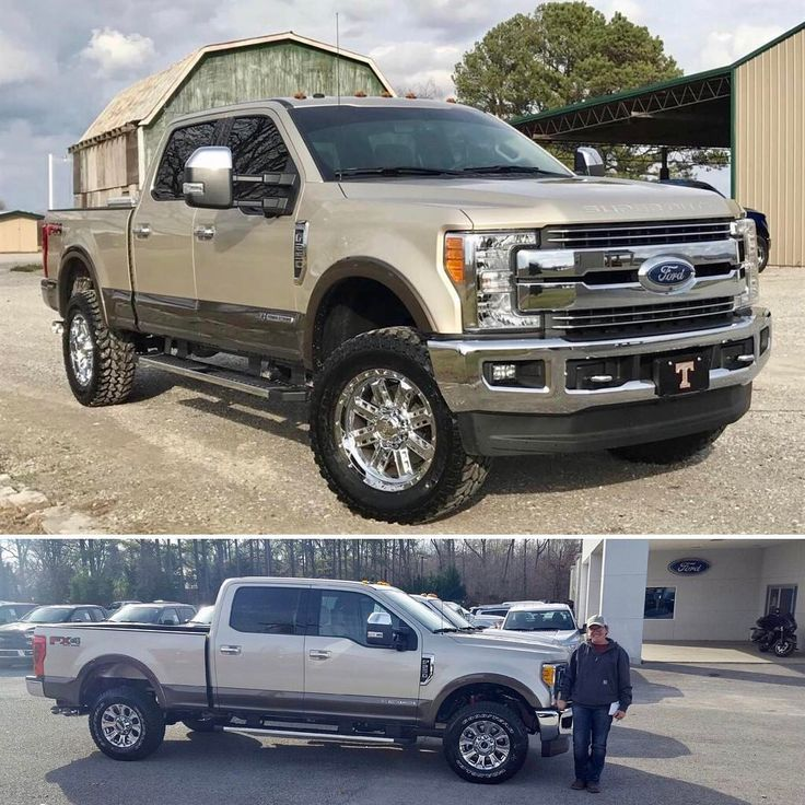"""9 Likes, 1 Comments - Russell Barnett Ford (@russellbarnettford) on Instagram: """"Not only do we sell the best, we customize the best. Check out Vanessa Brazelton's of Elora TN…"""""""