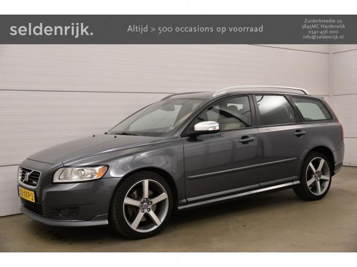 Volvo V50  Description: Volvo V50 2.0D 136PK AUT. R-DESIGN SUMMEM NAVIGATIE VOL LEDER LMV  Price: 147.40  Meer informatie