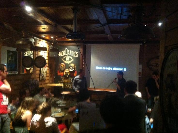L'after web un événement cool autour du marketing. #gamification #socialgaming www.simplib.com