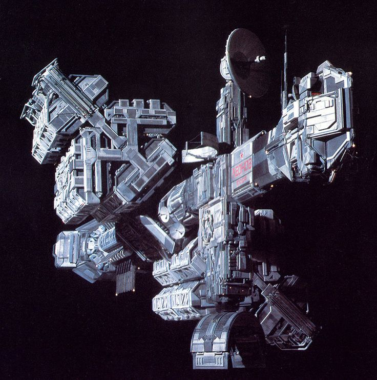 The Leonov from the movie 2010 - The Year We Make Contact.