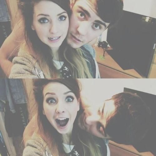 Zalfie . . . I want a relationship like that