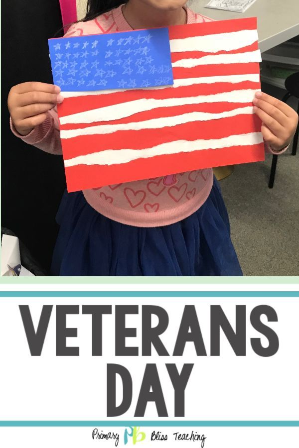 Veterans Day Mini Unit Reading Writing Art Activities