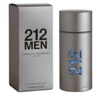 212 Men Nyc Carolina Herrera - Perfume Masculino - Eau de Toilette - 100ml com as melhores condições você encontra no site do Magazine Luiza. Confira!
