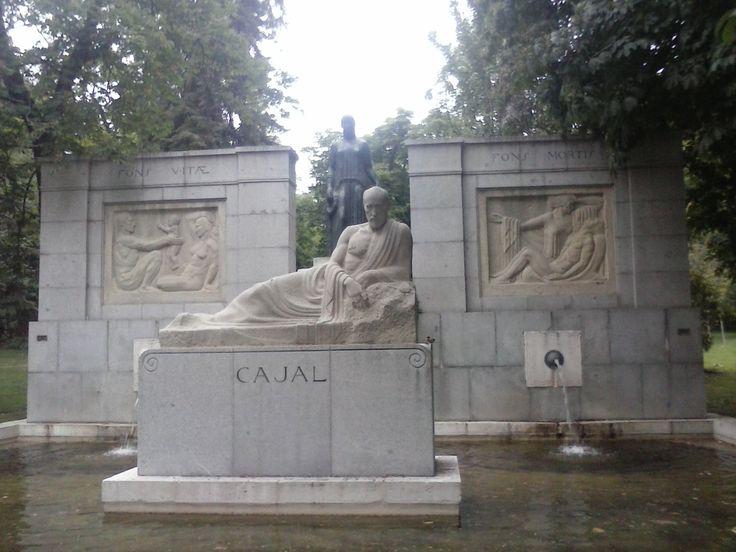 A Santiago Ramón y Cajal.