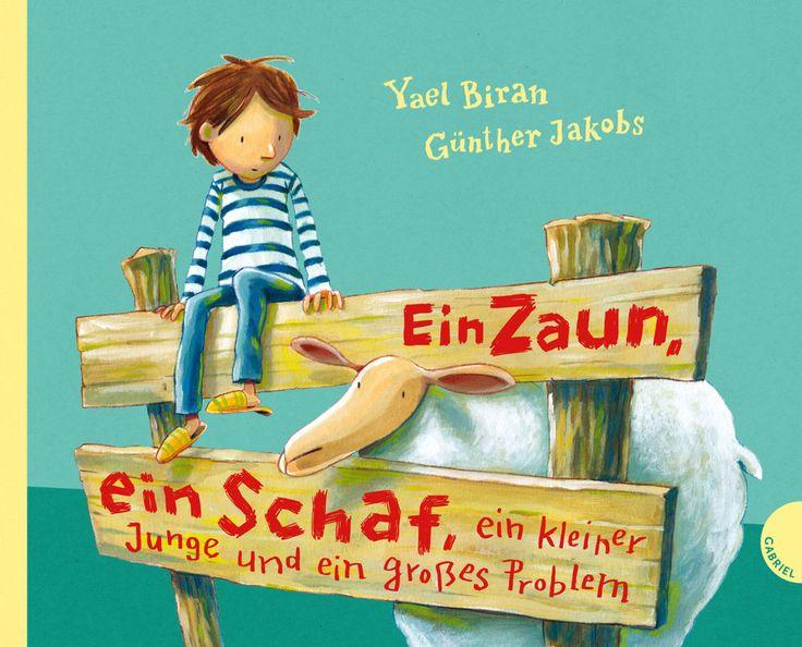 Ein Zaun, ein Schaf… - I L L U S T R A T I O N - Günther Jakobs