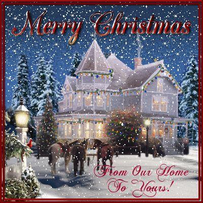 Bright 'N Joyful Christmas! Free Merry Christmas eCards, Greeting Cards | 123 Greetings