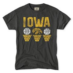 Hawkeyes Basketball T-Shirt