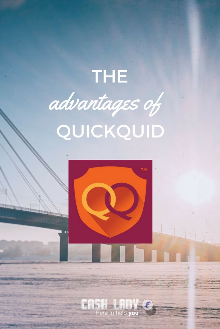 QuickQuid provides borrowers with short term loans that are flexible and simple to apply for. To carry on with our exploration, CashLady takes a look at QuickQuid advantages.