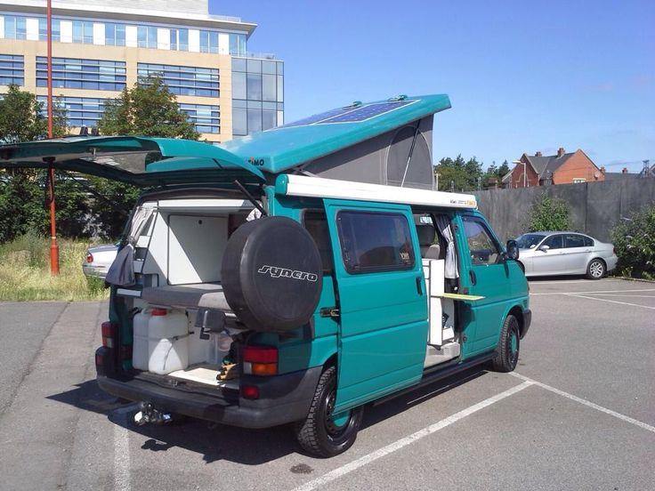Vw T4 Eurovan Syncro Camper Vw T4 Pinterest T5 T4