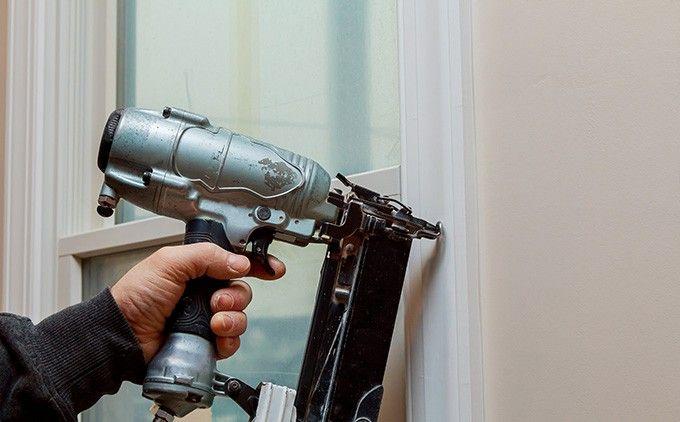 How To Find The Best Finish Nailer Finish Nailer Brad Nailer Nailer