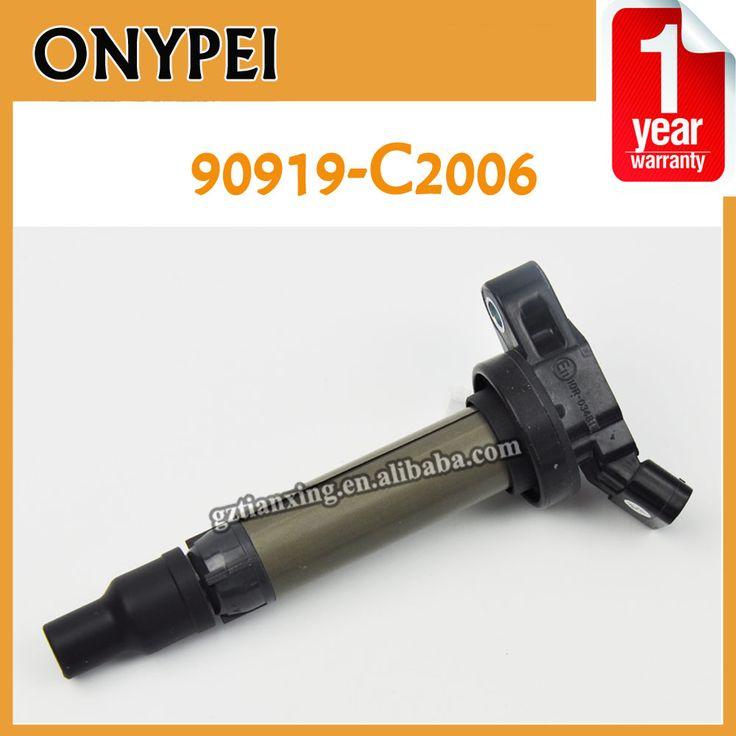 90919 C2006 New Original Ignition Coil For Toyota Scion xB 2008-2015 2.4L L4 2AZFE 90919-C2006 90919C2006 #Affiliate