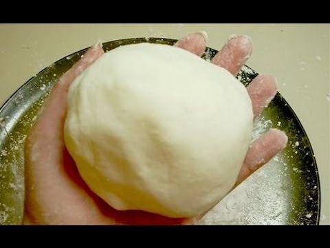 ▶ LA MEJOR RECETA COMPROBADO!!! Como hacer porcelana fría FACIL!! / How to make cold pocelain - YouTube