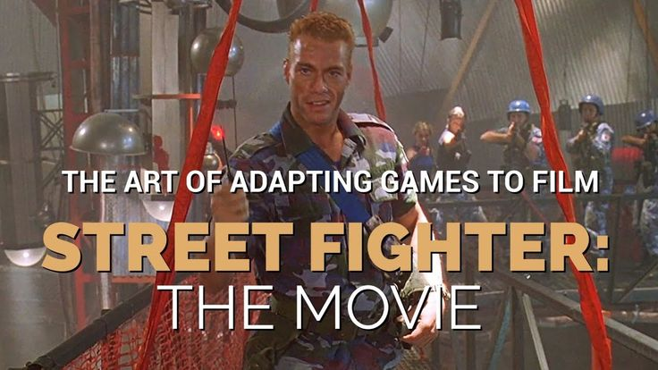 Looks like that Street Fighter movie from the 90s was a masterpiece all along haha https://www.youtube.com/watch?v=sbSw38hP2FE