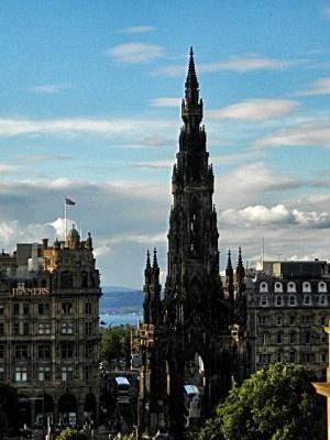Edinburgh again