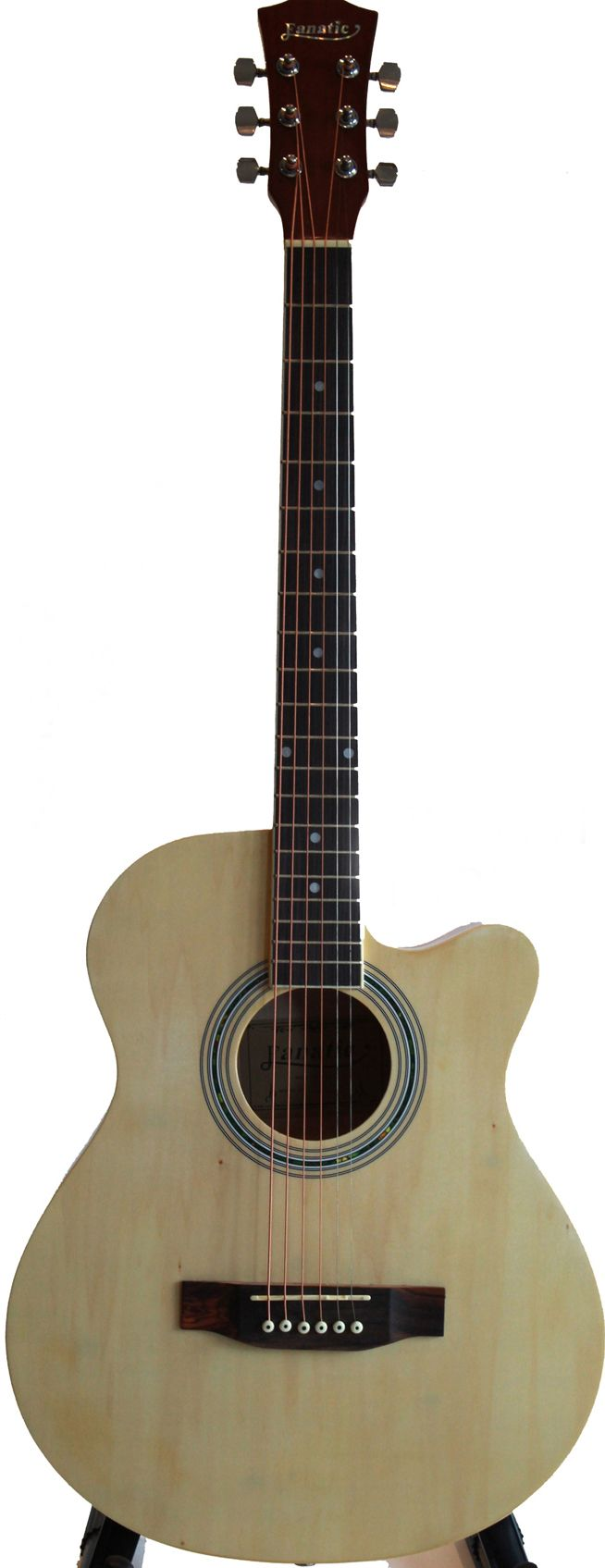 On sale ! Acoustic Guitar for Beginners 39 inch brand New online guitar store…