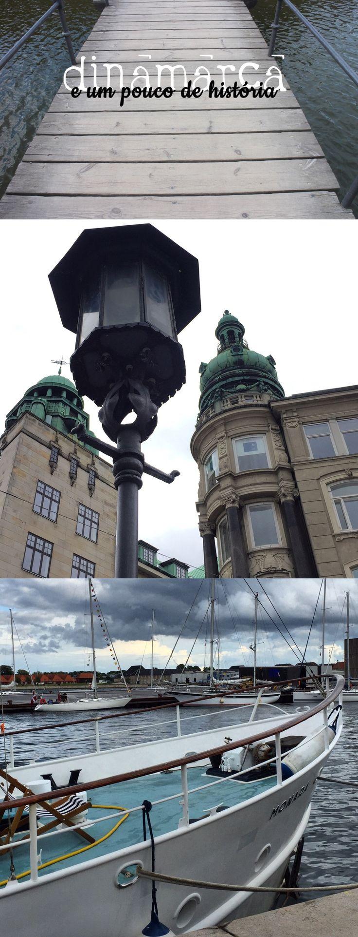 A Dinamarca e um pouco de história!