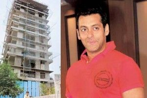 Salman paid six times more than the actual worth of the property - Actor Salman Khan is knSalman bought apartment in Bandraown for his Dabanng style not only in his reel-life, but also in his real-life. The actor reportedly bought a 1,079-square metre carpet area apartment in Bandra for a whooping 20crores. Controversies rose when it was brought to light by an activist that the actor paid six times more than the actual worth of the property. More Info http://bit.ly/1lCXI4n