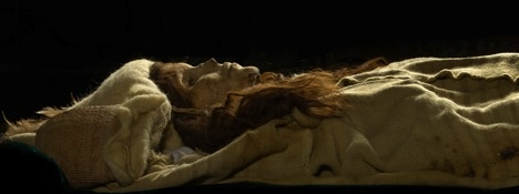 During an excavation beneath the Tarim Basin in western China, archaeologists were surprised to discover more than 100 mummified corpses that dated back 2000 years. Known as the Tarim Mummies some were blonde-haired and long nosed. In 1993, DNA samples validated that the bodies were of European genetic stock. Early ancient Chinese texts from as early as the first millennium BC describe groups of far-east dwelling Caucasian people, however, there is no mention of how or why they ended up…