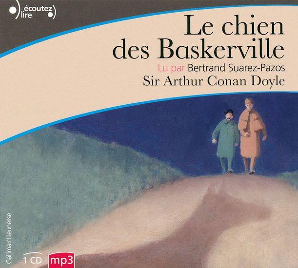 Le Chien des Baskerville (CD MP3 : 3 h 40) N. éd.